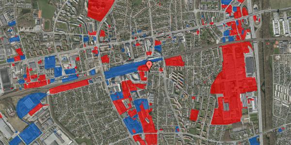Jordforureningskort på Stationsparken 21, st. , 2600 Glostrup