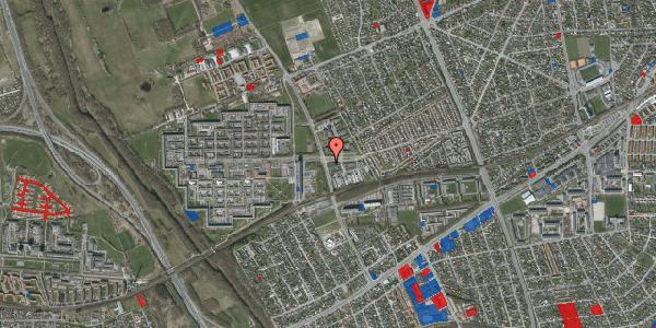 Jordforureningskort på Byvej 225, 2650 Hvidovre