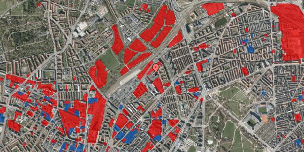 Jordforureningskort på Emblasgade 67, 2100 København Ø