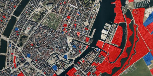 Jordforureningskort på Nyhavn 11B, 2. 3, 1051 København K