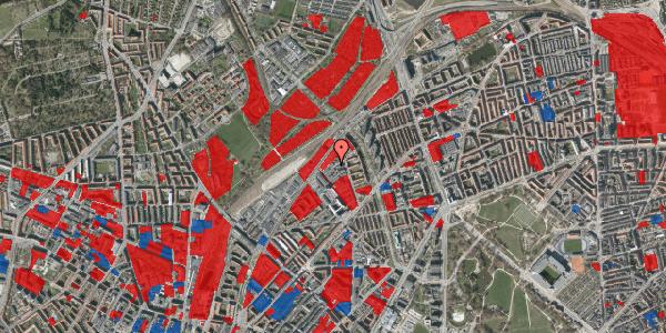 Jordforureningskort på Emblasgade 27, 1. tv, 2100 København Ø