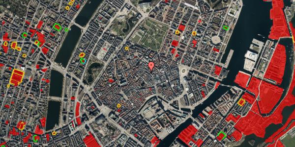 Jordforureningskort på Købmagergade 33, 2. , 1150 København K