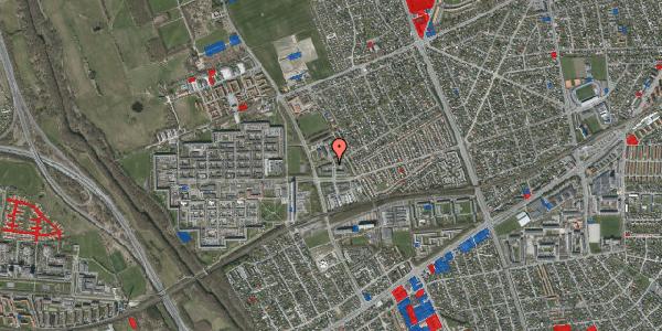 Jordforureningskort på Mellemvangsvej 53, st. , 2650 Hvidovre