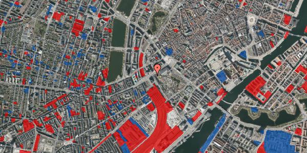 Jordforureningskort på Vesterbrogade 3B, 1620 København V