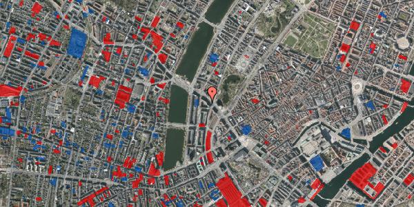 Jordforureningskort på Gyldenløvesgade 11, 1600 København V
