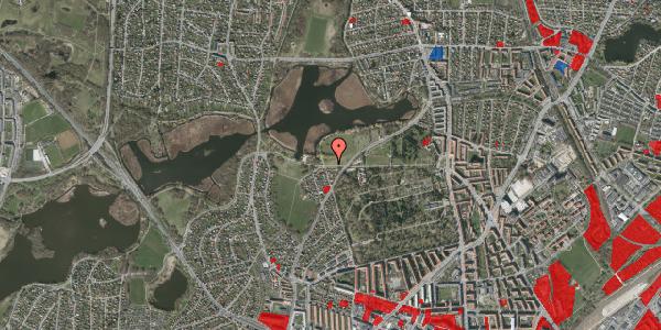 Jordforureningskort på Mosesvinget 97, 2400 København NV