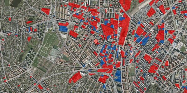 Jordforureningskort på Lærkevej 18, 2400 København NV