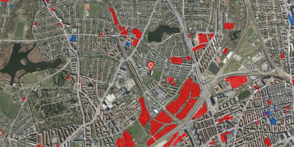 Jordforureningskort på Lersø Parkallé 148, 2100 København Ø