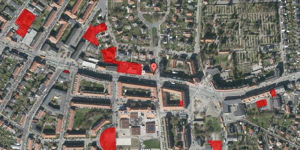 Jordforureningskort på Frederikssundsvej 166, st. mf, 2700 Brønshøj
