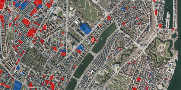 Jordforureningskort på Sortedam Dossering 53C, kl. 13, 2100 København Ø
