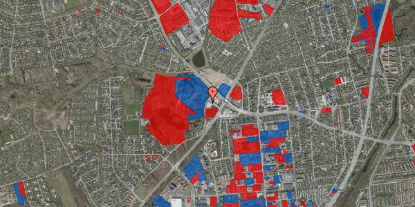 Jordforureningskort på Ejby Mosevej 208, 2600 Glostrup