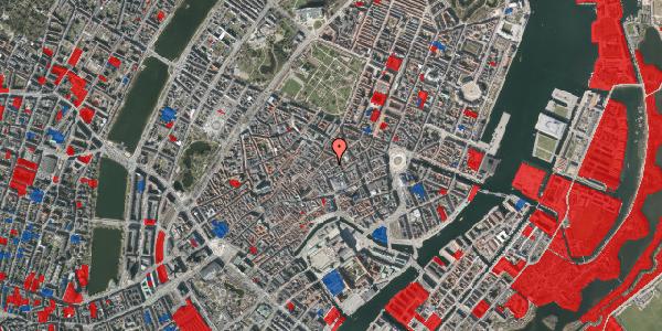 Jordforureningskort på Kronprinsensgade 8A, 6. , 1114 København K