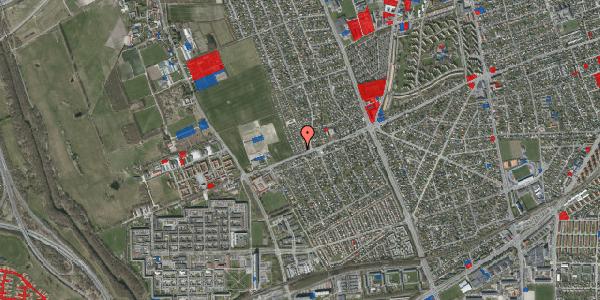 Jordforureningskort på Hf. Dahlia 107, 2650 Hvidovre