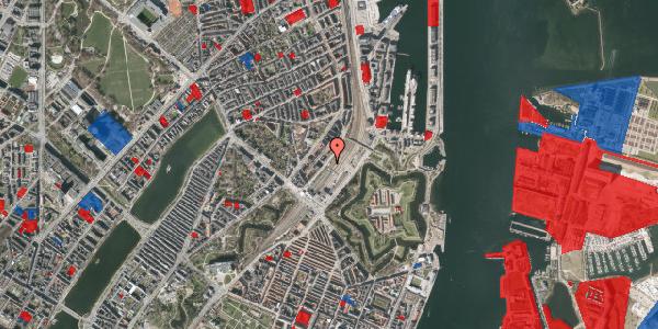 Jordforureningskort på Østbanegade 10, 2100 København Ø
