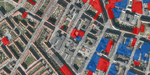 Jordforureningskort på Ørnevej 42A, 2400 København NV