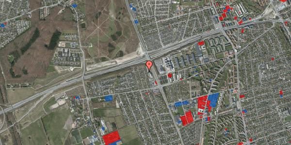 Jordforureningskort på Hf. Kettehøj 114, 2650 Hvidovre