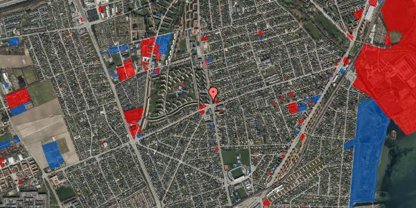 Jordforureningskort på Hvidovrevej 336B, 2. tv, 2650 Hvidovre