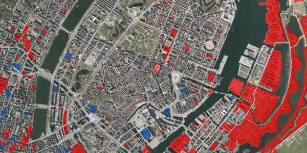 Jordforureningskort på Gammel Mønt 3A, 1. , 1117 København K