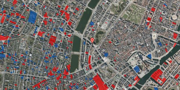 Jordforureningskort på Vester Farimagsgade 43, 5. , 1606 København V