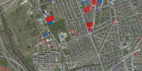 Jordforureningskort på Hf. Dahlia 93, 2650 Hvidovre