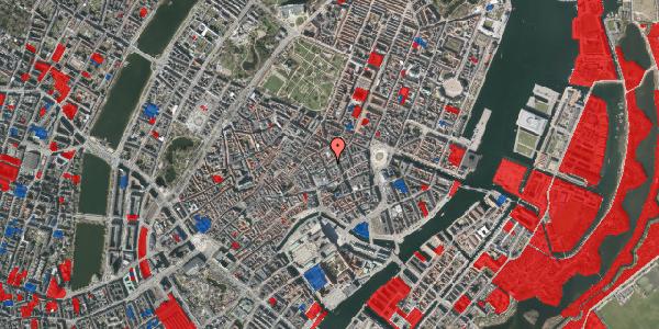 Jordforureningskort på Antonigade 2, 1106 København K