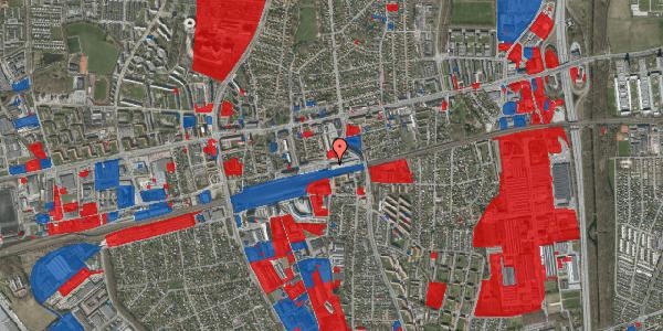 Jordforureningskort på Banegårdsvej 106A, 2600 Glostrup
