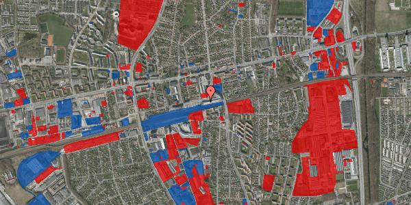 Jordforureningskort på Banegårdsvej 202, 2600 Glostrup