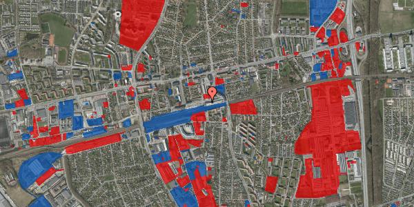 Jordforureningskort på Banegårdsvej 204, 2600 Glostrup