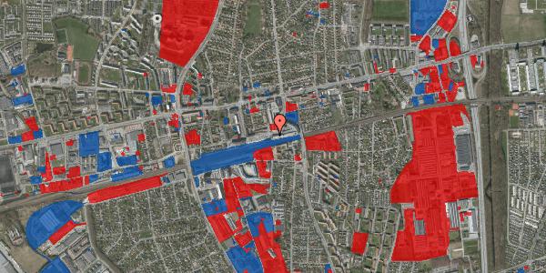 Jordforureningskort på Banegårdsvej 206, 2600 Glostrup