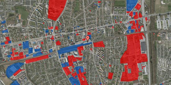 Jordforureningskort på Banegårdsvej 218, 2600 Glostrup