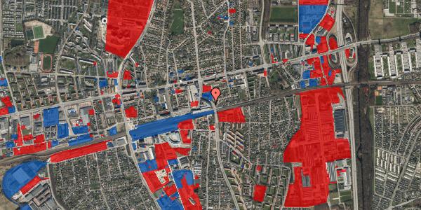 Jordforureningskort på Østbrovej 2G, 4. tv, 2600 Glostrup