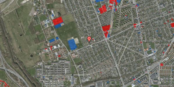 Jordforureningskort på Hf. Dahlia 6, 2650 Hvidovre