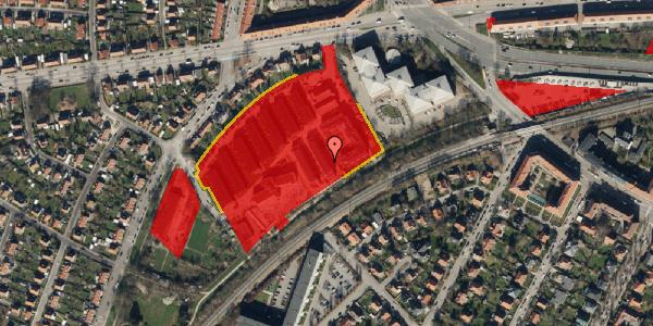 Jordforureningskort på Rabarbervej 44, 2400 København NV