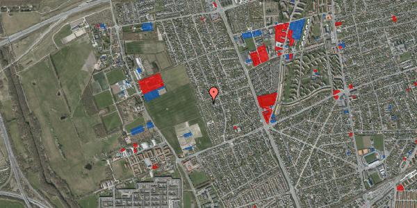 Jordforureningskort på Hf. Dahlia 50, 2650 Hvidovre