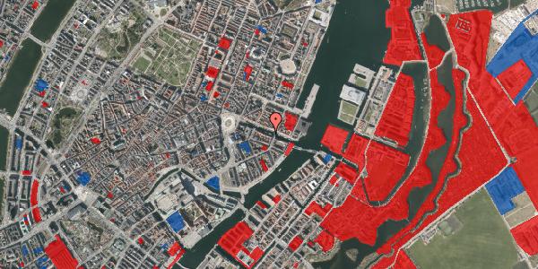 Jordforureningskort på Nyhavn 26, 1. , 1051 København K