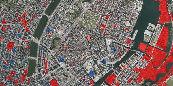 Jordforureningskort på Købmagergade 35, 1150 København K