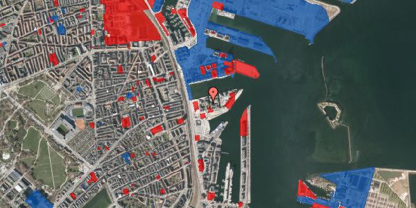 Jordforureningskort på Marmorvej 15C, 4. th, 2100 København Ø
