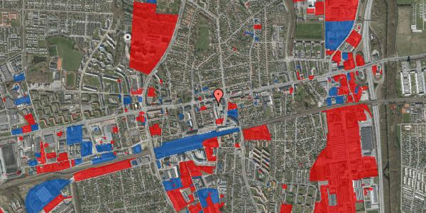 Jordforureningskort på Glostrup Shoppingcenter 25, st. , 2600 Glostrup
