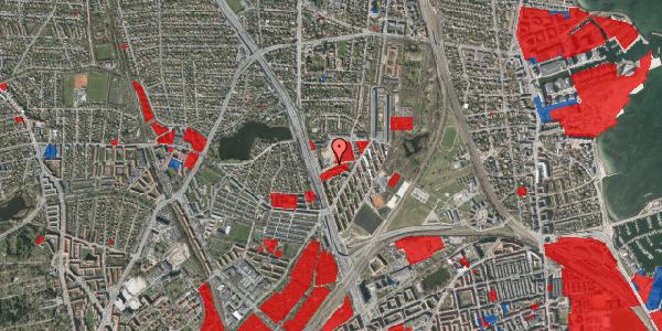 Jordforureningskort på Gartnerivej 1G, 2100 København Ø