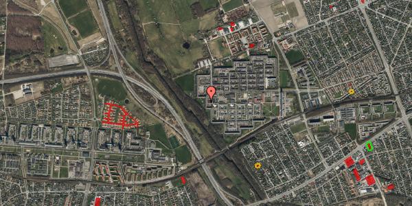 Jordforureningskort på Bymuren 117A, 1. 3, 2650 Hvidovre