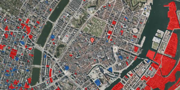 Jordforureningskort på Købmagergade 50E, 1150 København K