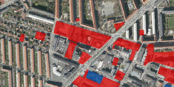 Jordforureningskort på Dortheavej 32, 1. 1, 2400 København NV