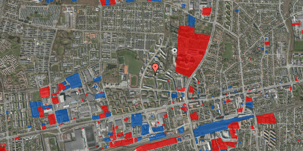Jordforureningskort på Stubben 3, 2600 Glostrup