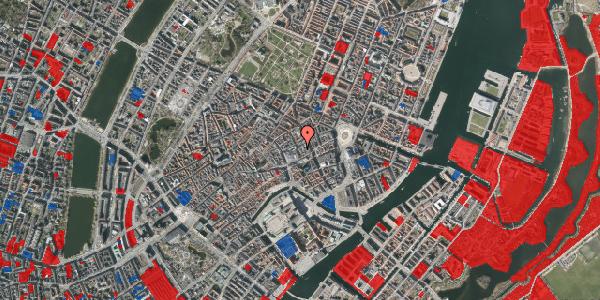 Jordforureningskort på Pilestræde 8B, 1112 København K