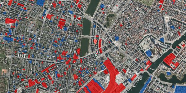 Jordforureningskort på Nyropsgade 42, 8. , 1602 København V