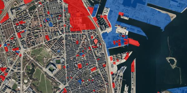 Jordforureningskort på Århusgade 102, 5. , 2100 København Ø