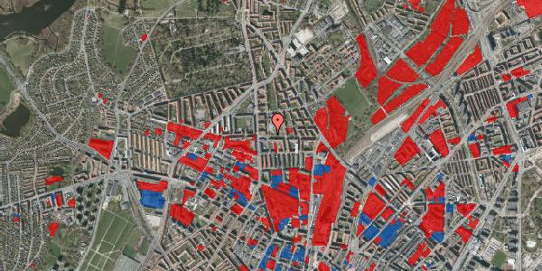 Jordforureningskort på Landsdommervej 24, 2400 København NV