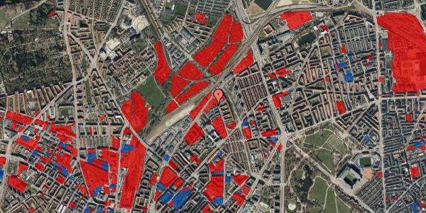 Jordforureningskort på Emblasgade 1, 2. 103, 2100 København Ø