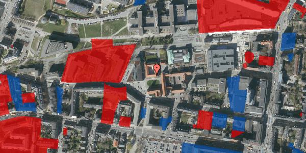 Jordforureningskort på Howitzvej 32A, 2000 Frederiksberg