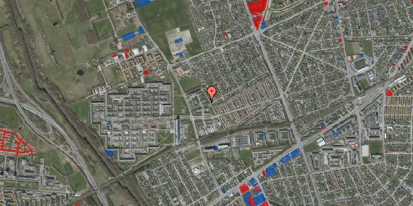 Jordforureningskort på Mellemvangsvej 70, 2650 Hvidovre